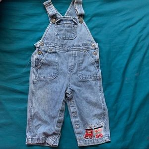 Other - Jean Overalls 12 months (3,sets for $15)